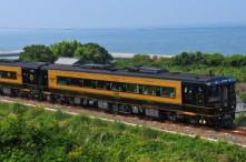 A列車的外裝是帥氣的黃黑圖片來源:https://goo.gl/MohZmT