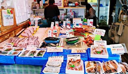 銚子Wosse21水產物市場餐廳