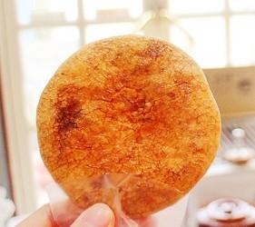 銚子烤濕仙貝體驗ぬれ煎餅