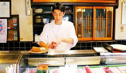 銚子あづま寿司海鮮