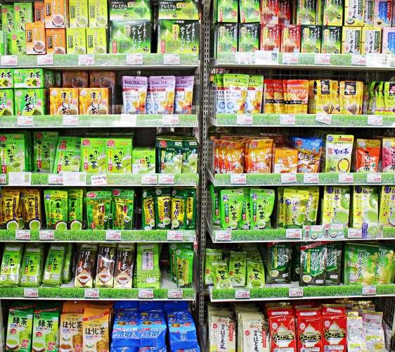 日本綠茶包茶葉