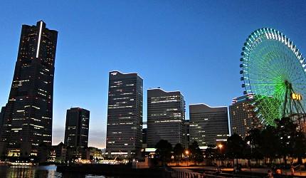 橫濱自由行推薦住宿地點
