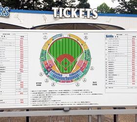 棒球門票販售狀況