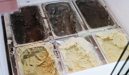 原宿GOMAYA KUKI超濃厚芝麻冰淇淋