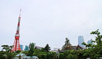 芝公園東京鐵塔東京自由行觀光計程車服務Tokyo Taxi Tours