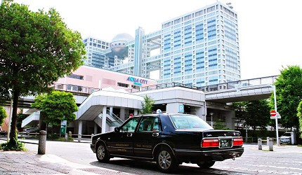 台場兜風東京自由行觀光計程車服務Tokyo Taxi Tours