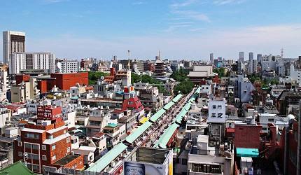 淺草仲見世通東京自由行觀光計程車服務Tokyo Taxi Tours
