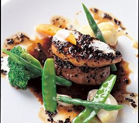 Maison Paul Bocuse 牛フィレ肉のロッシーニ ペリゴール風