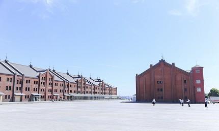 橫濱紅磚倉庫