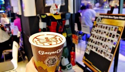 秋葉原鋼彈咖啡