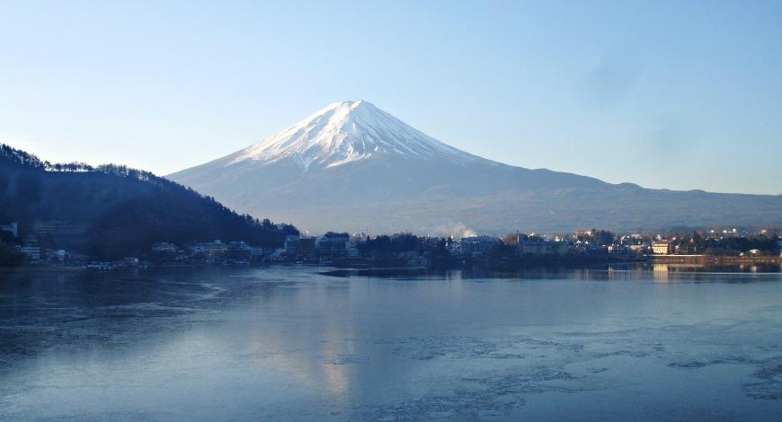 日本東京自由行一日遊必排行程前往河口湖交通景點推薦逆富士拍攝天上山公園纜車遊覽船音樂盒之森美術館自然生活館