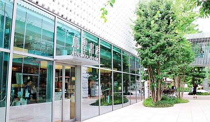 東京代官山Ristorante ASO位於代官山蔦屋書店對面