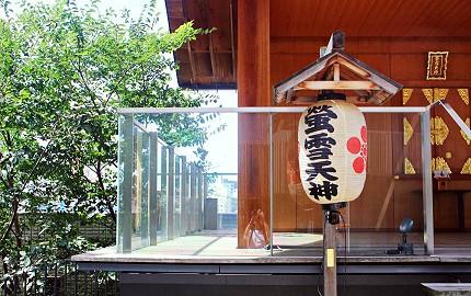 日本自由行東京神樂坂必訪景點赤城神社螢雪天神