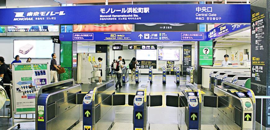 日本自由行的交通攻略由東京市區前往羽田機場
