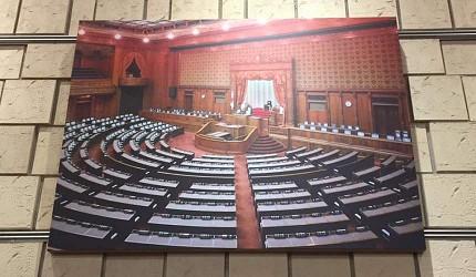 霞關國會議事堂參議院參觀警視廳參觀櫻田門皇居