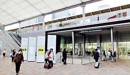 东京车站转乘新干线巴士518彩票登录518彩票登录518彩票登录京叶线交通不迷路攻略八重洲丸之内