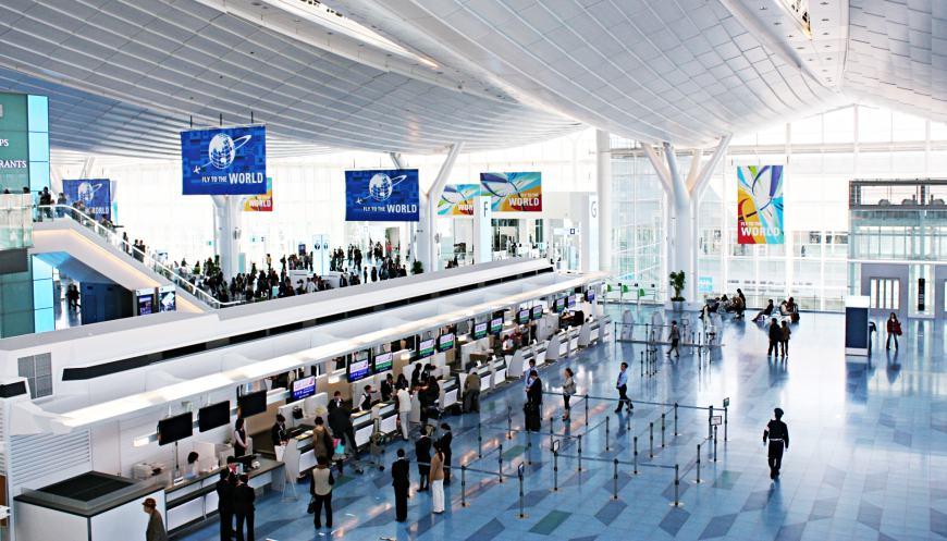 日本東京自由行的交通攻略由東京羽田機場前往市區交通攻略教學