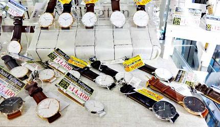 日本DW手錶