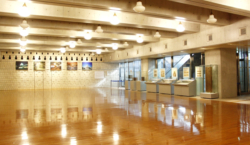 參議院地下一樓大廳