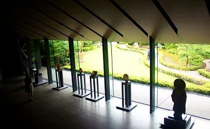 日本自由行東京一日遊景點行程安排推薦設計建築迷必訪隈研吾青山根津美術館
