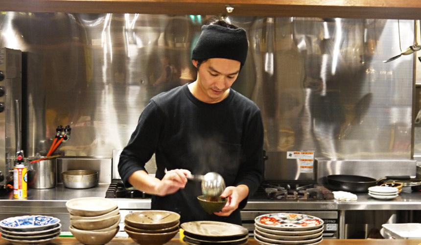 庫料理山崎(やまさき)主廚料理中