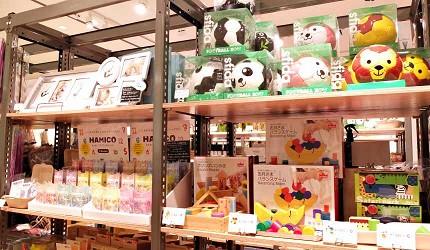上野PARCO的嬰幼兒禮品