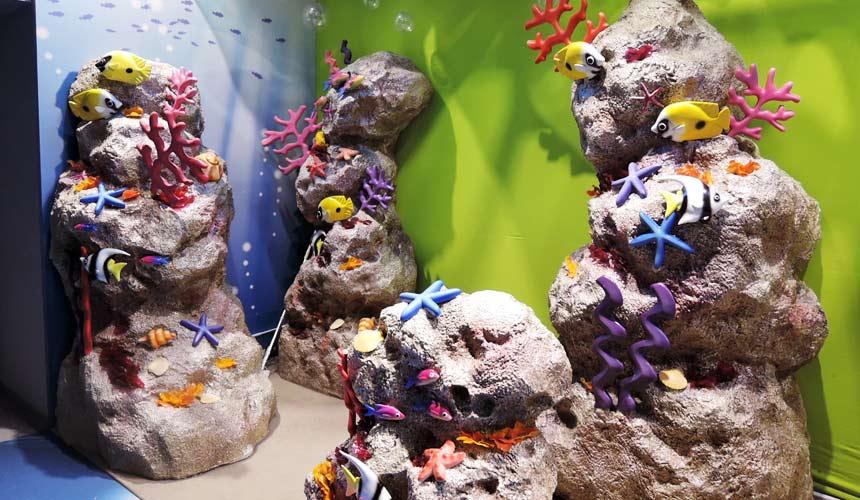 東京水族館樂園「Maxell Aqua Park 品川」可以合照