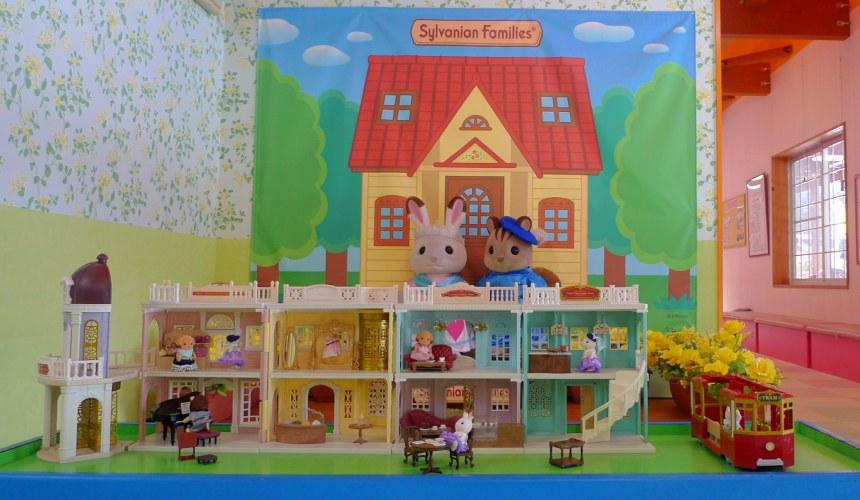 「HOTEL GREEN PLAZA 輕井澤」的玩具王國內一景