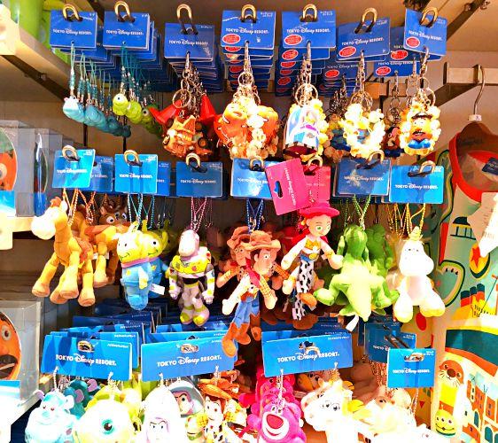 2018東京迪士尼海洋特別活動「皮克斯遊戲時間」期間迪士尼皮克斯系列周邊商品