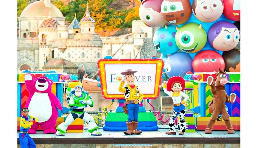 2018東京迪士尼海洋特別活動直擊!和胡迪、大眼仔共度「皮克斯遊戲時間」