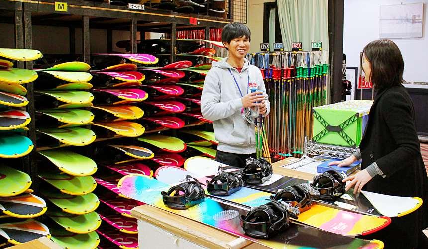 日本東京推薦冬天滑雪長野白馬CORTINA滑雪場