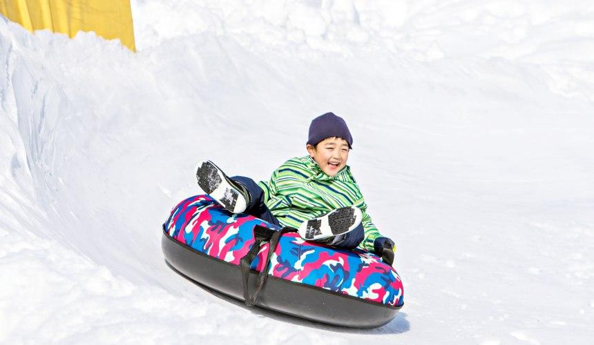 兒童小孩日本玩雪推薦長野白馬CORTINA滑雪場