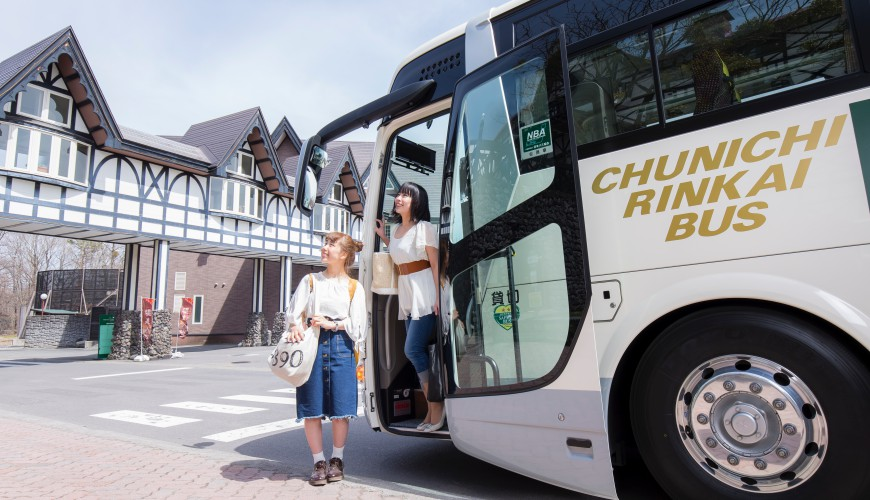 「HOTEL GREEN PLAZA 輕井澤」東京直達輕井澤飯店接送巴士