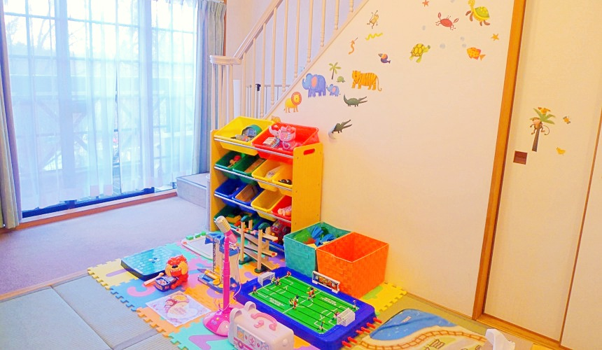 日本輕井澤「HOTEL GREEN PLAZA 輕井澤」玩具滿滿房型(お子様向け遊べるルーム)