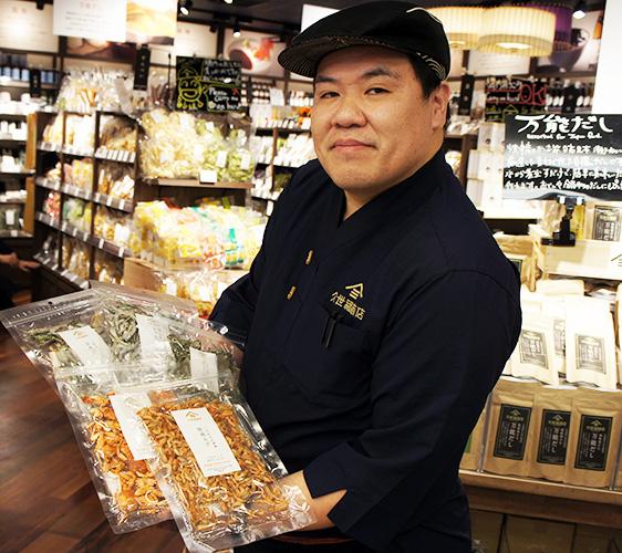 東京成田機場必買伴手禮店家「久世福商店」店長推薦的海鮮珍味