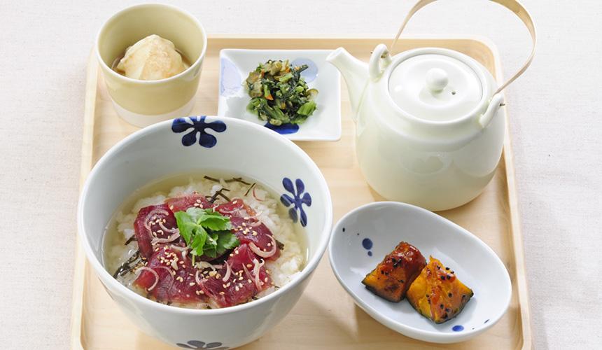 東京成田機場必吃店家「高湯茶泡飯 EN」