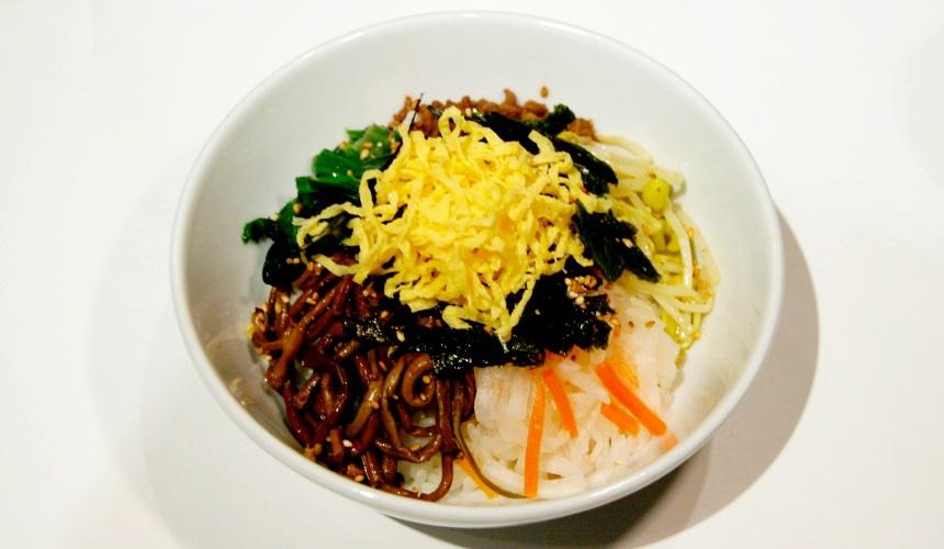 燒肉風風亭韓國拌飯