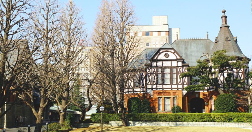 東京自由行深度推薦散步路線白金高輪品川明治學院大學