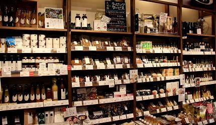 久世福商店在東京晴空街道的店舖