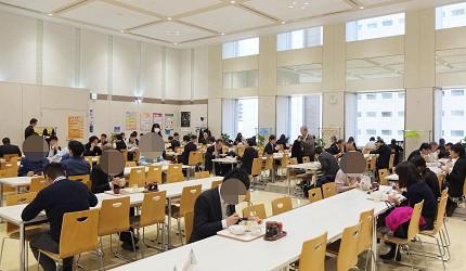 東京都廳食堂