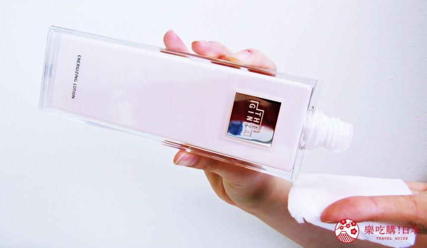 日本資生堂保養品THE GINZA(ザ・ギンザ)能量柔膚化妝水(エナジャイジングローション)