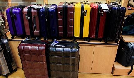 東京銀座買包推薦人氣行李箱、包包專賣店「Ginza Karen」的行李箱一覽