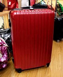 東京銀座買包推薦人氣行李箱、包包專賣店「Ginza Karen」的28吋日本製行李箱