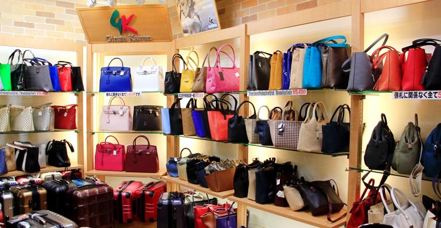 東京人氣行李箱、包包專賣店「Ginza Karen」全店均一5,400円!銀座買包超值推薦!