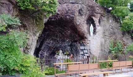 東京盧爾德聖母像