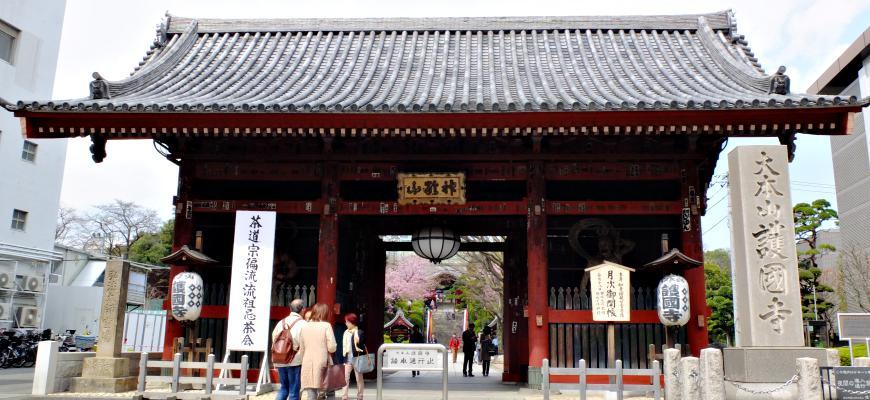 東京護國寺