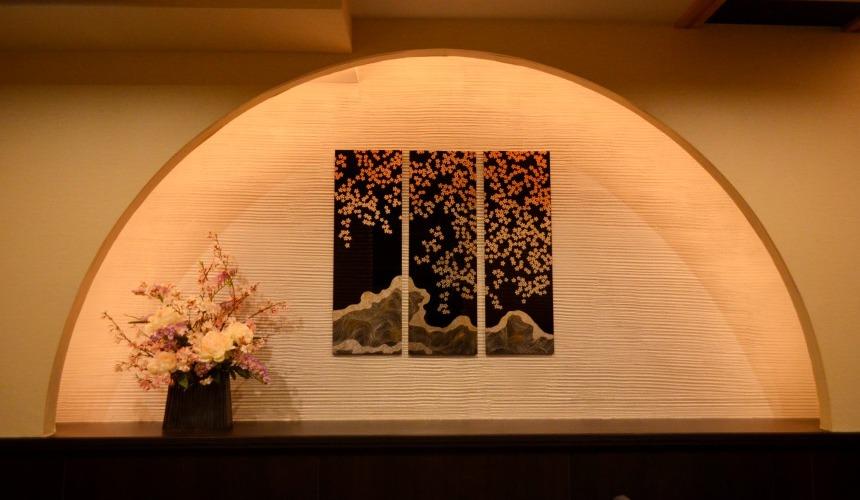 日本和牛吃到飽東京人氣燒肉名店「六歌仙」店內一景