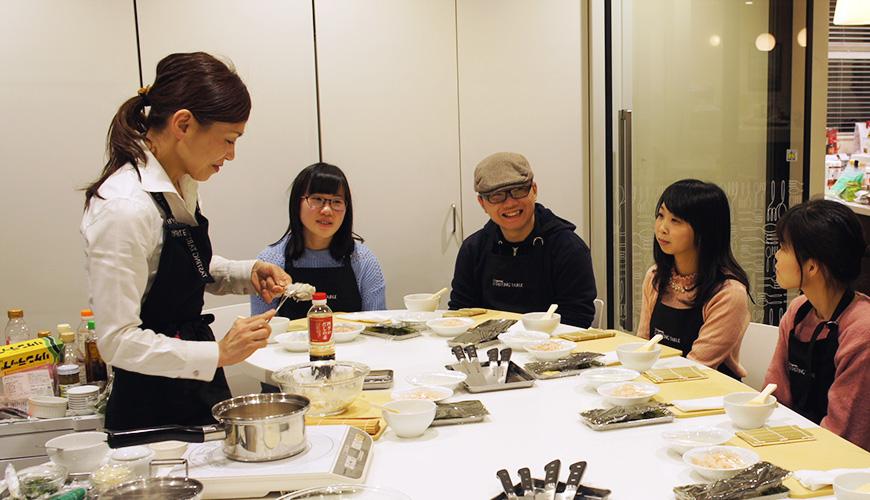 想做出道地日本料理?到東京二子玉川參加「Sugarlady TASTING TABLE」料理教室吧!