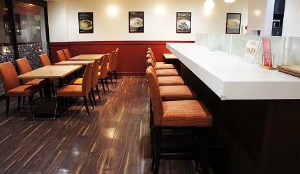 Sugarlady cafe用餐空間