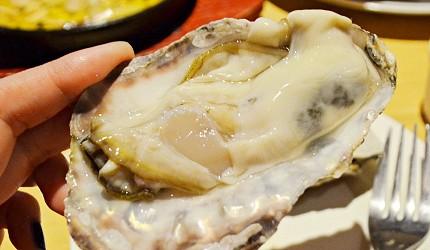 東京新宿牡蠣料理吃到飽餐廳推薦「UMI BAL」牡蠣